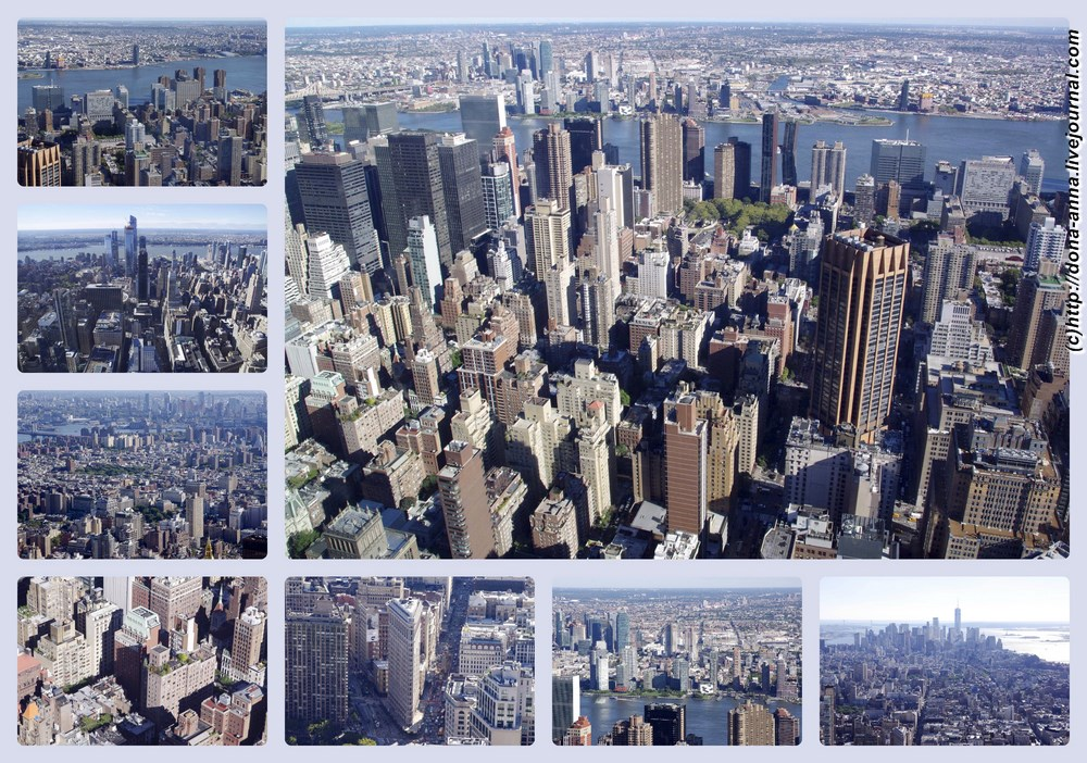Empire State Building-collage-a