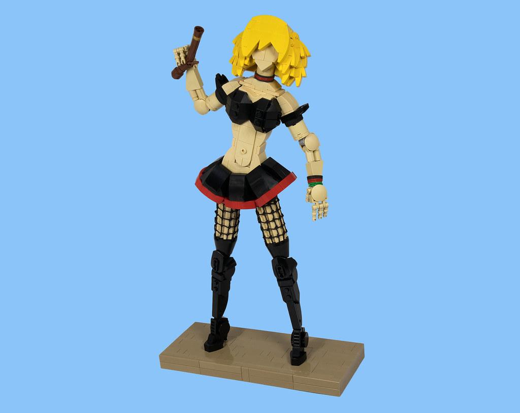 LEGO® MOC by Vitreolum: Sena Cross v3