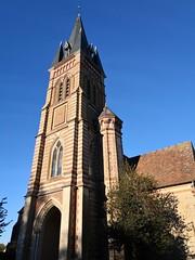 l'Église de Châteauneuf-en-Thymerais
