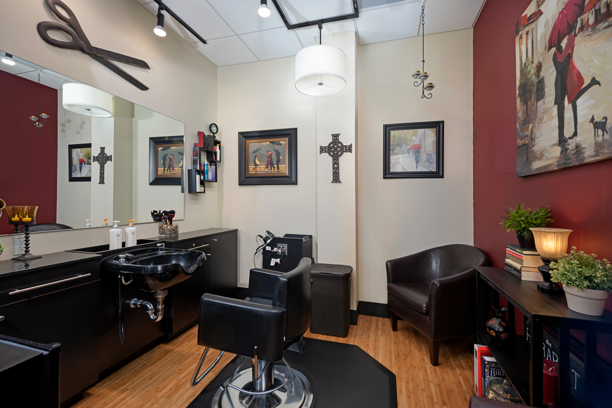 iStudio Salons Waterford Lakes Interior Studio