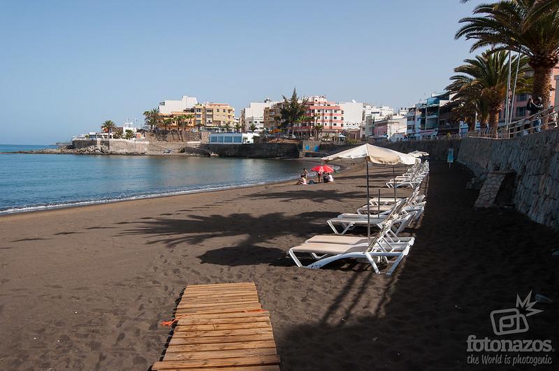 Playa de las Marañuelas