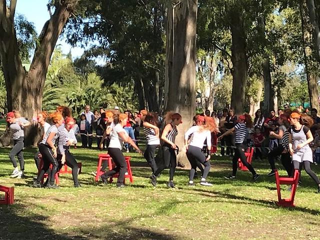 Festejos por los 100 aniversario del Parque Ing. Ernesto Hiriart