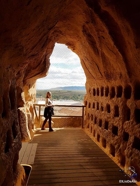 Descubre las Cuevas de los Cien Pilares en Arnedo (19)