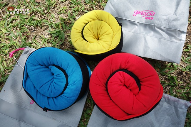 GreySa格蕾莎 全家福旅行頸枕 旅行枕推薦 (8)