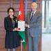 Jordan Deposits Key Berne Convention Document