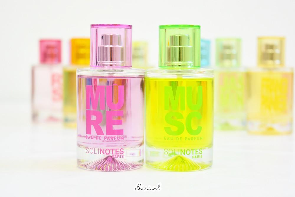 Parfums Solinotes – Mure + Musc parfum