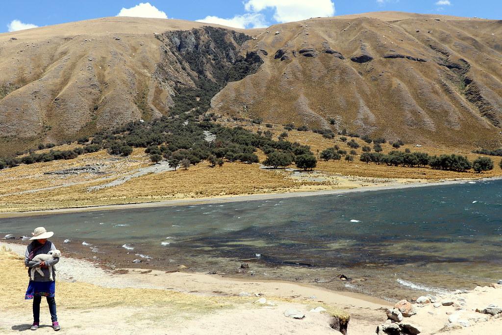 J4 : 21 septembre 2018 : Laguna Querococha et Chavin de Huantar