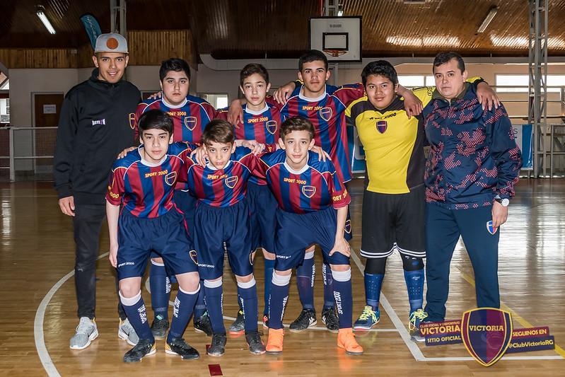 Torneo de Futsal AFA 2018 [Futsal] Victoria vs Camioneros - 27/10/18