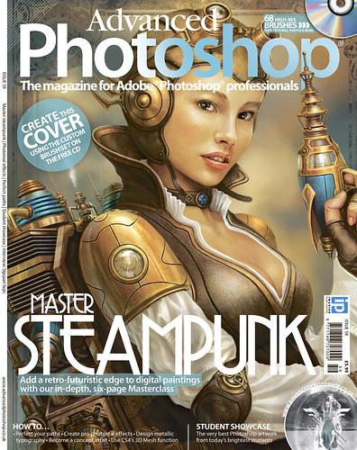 Advanced Photoshop 2009 59 June