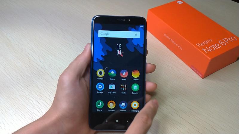 Xiaomi Redmi Note 6 Pro 開封 (50)