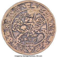 1486 Austria Sigismund Guldiner reverse