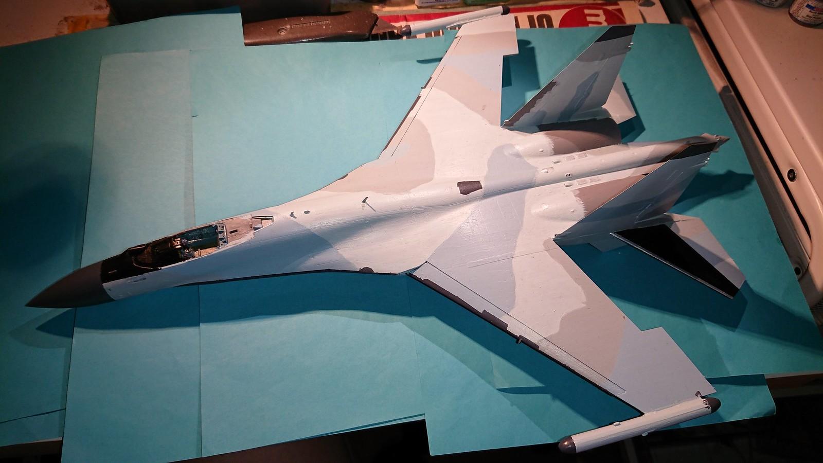 красный 06 in Syria - Su-35S GWH 1/48 - Sida 10 43122214170_b8b4c8d919_h
