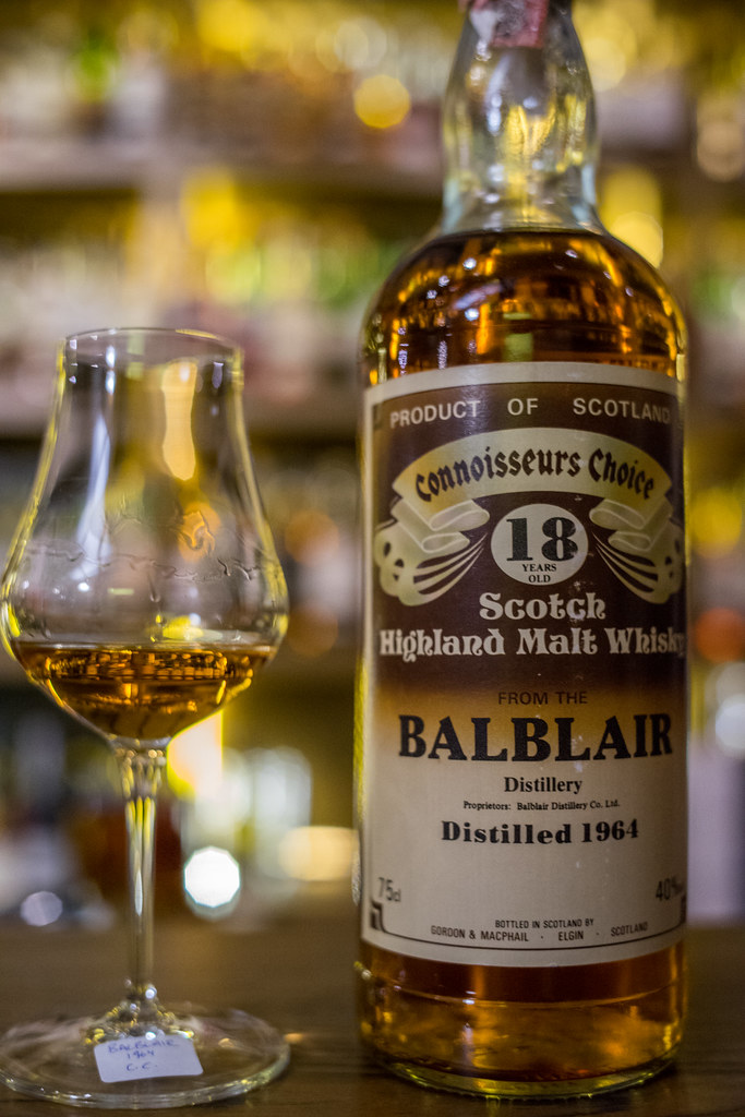 Balblair 1964 18 Years old Connoisseurs Choice