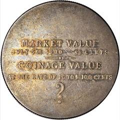 1900 Bryan Dollar HK-783 reverse