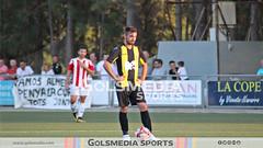 Club Almenara At. 1 - 1 UD Puçol (07/10/2018) José Mª Pérez