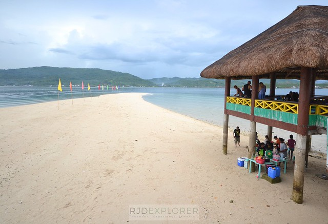 masbate itinerary diy buntod reef