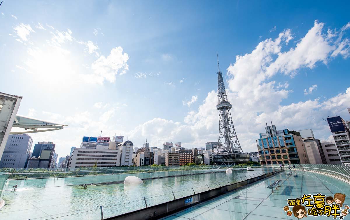 名古屋自由行-名古屋電視塔+宇宙船綠洲21-8