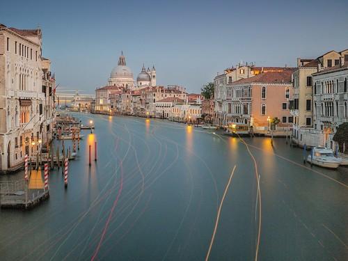 from Accademia bridge, Venice