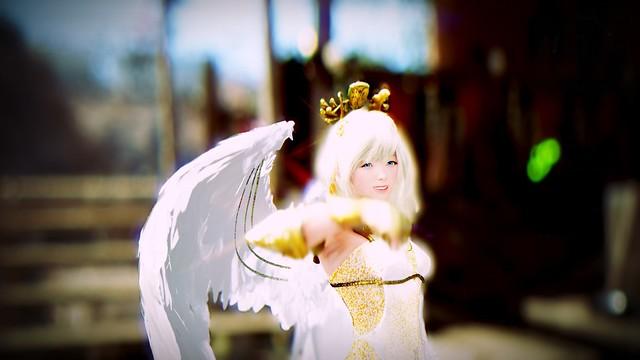Black Desert Online - Angel