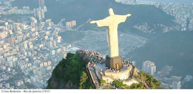Cristo - Río de Janeiro, 1931