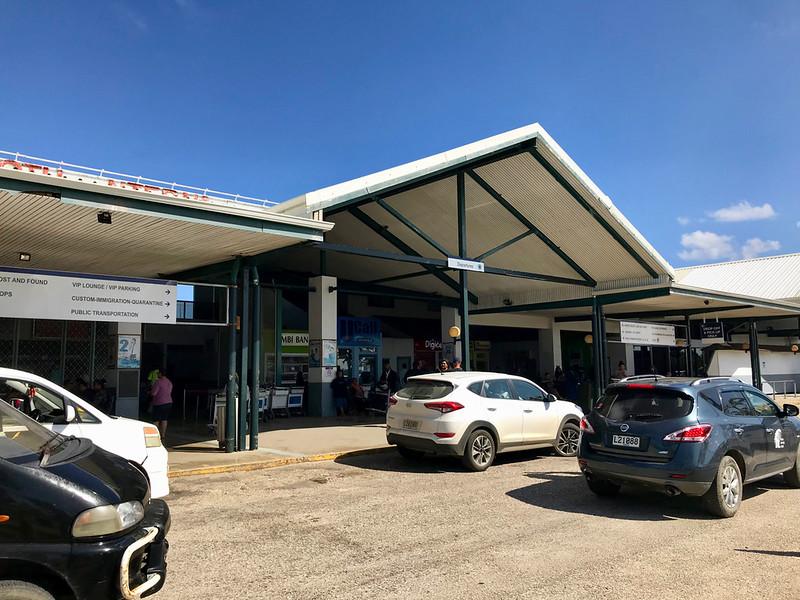 Fuaʻamotu International Airport, Tonga