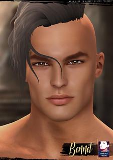 -Birth- 'Bennett' Vista head Applier