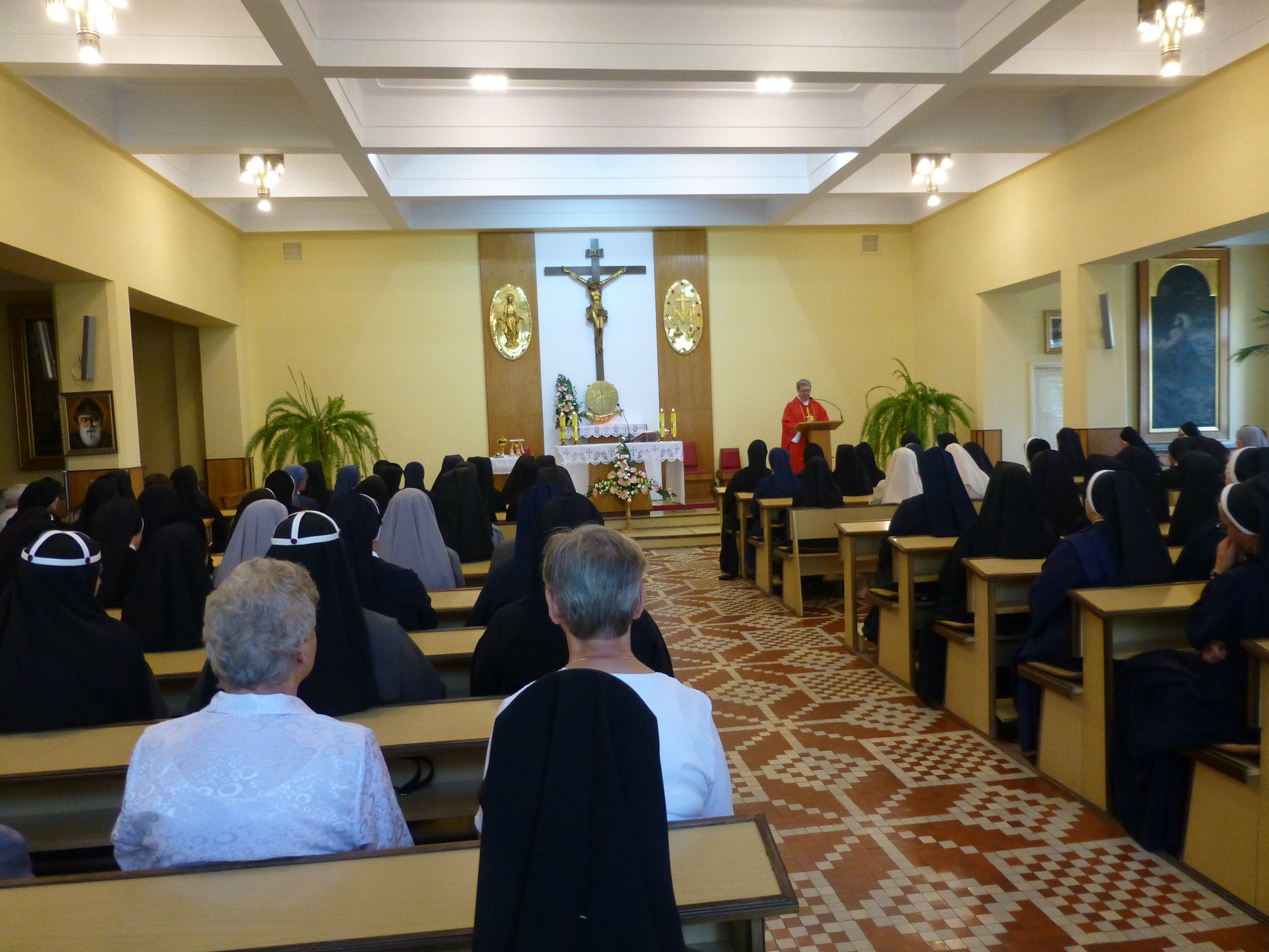 Sesja dla Sióstr pracujących w domach zakonnych Częstochowa 2018
