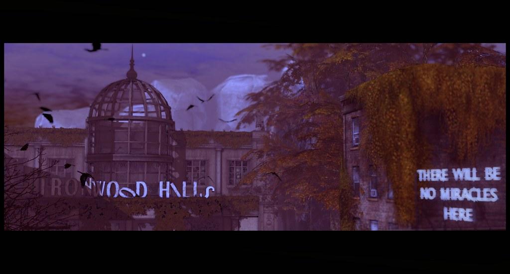 Halloween 2018: Ironwood Hills - Haunting