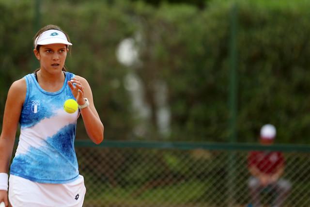 Rivera cae en el cuadro de singles en Buenos Aires 2018
