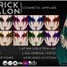 {Frick} Talon Makeup