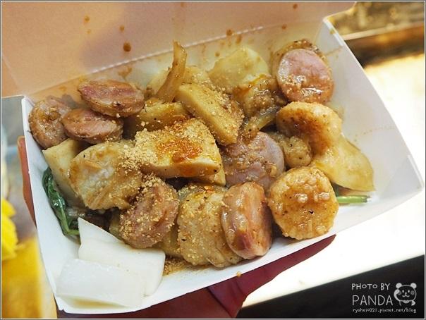 香腸炒米腸 (11)