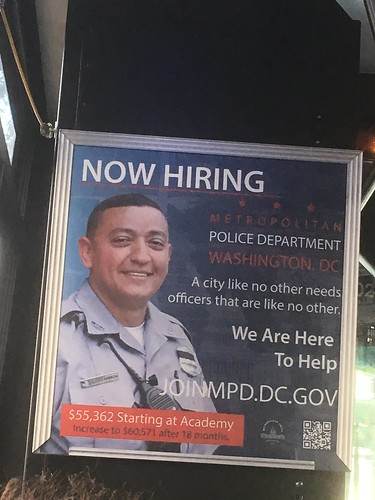 Sign- Join DC MPD