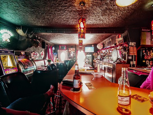 Lola's Tomcat Lounge in St Nazianz wi. Still operated by Lola since the 60s. A real blast from the past vintage Wisconsin bar.