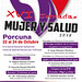 CARTEL XVI JORNADAS MUJER Y SALUD 2018