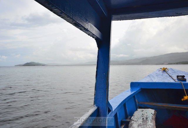 masbate itinerary diy boat ride to buntod reef