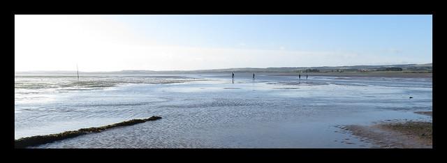 Lindisfarne. The Pilgrim Way
