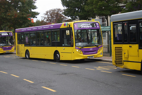 Yellow Buses 534 YX12ARZ