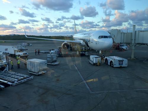 Waiting Condor Airplane - Puerto Plata