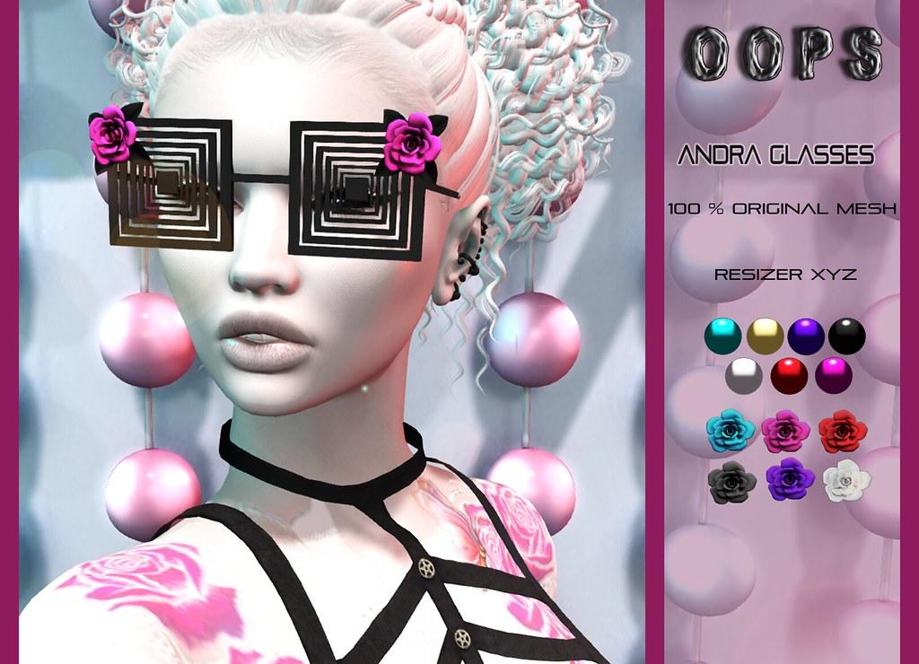 ::OOPS:: Andra Glasses - TeleportHub.com Live!