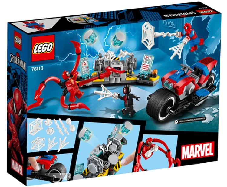 Spider-Man Bike Rescue (76113)