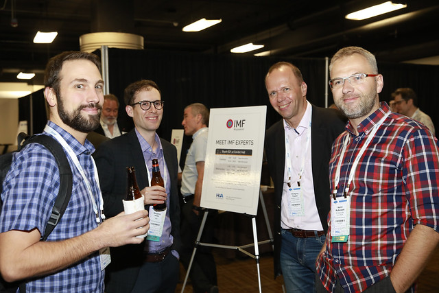 SMPTE 2018 Oktoberfest Reception