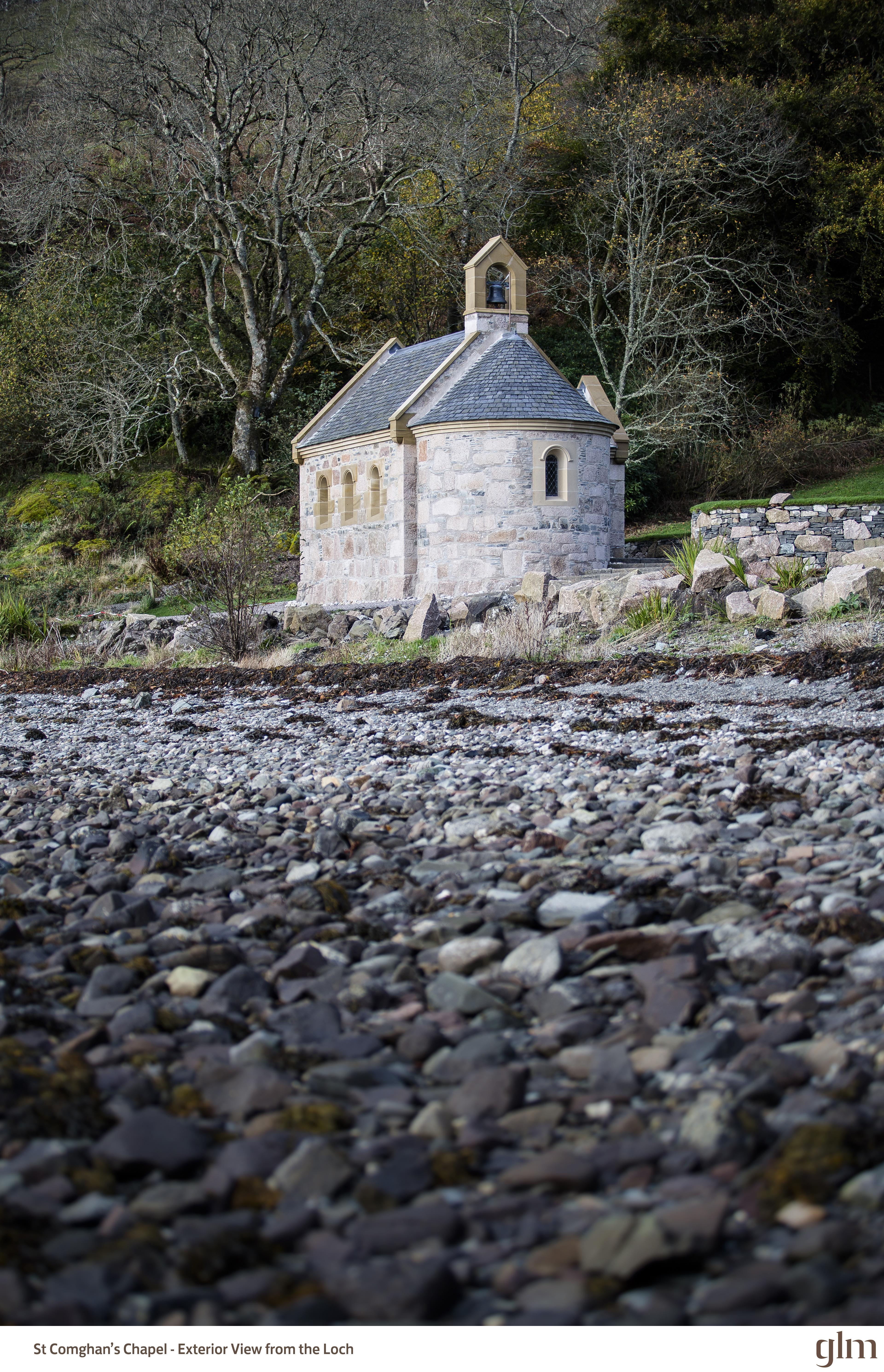 St Comghans Chapel, Kilchoan - Exterior 2 (Photo Credit Kevin McCollum)