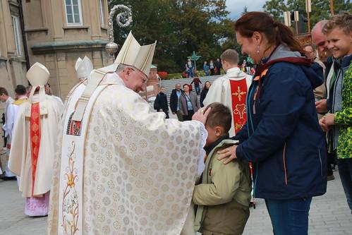 Ogólnopolska Pielgrzymka Rodzin na Jasnej Górze | Abp Marek Jędraszewski, 23.09.2018