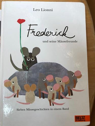 Frederick und seine Mäusefreunde in der 2a und 2b