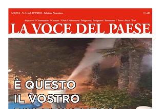 Noicattaro. copertina 34 front