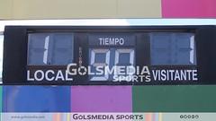 Jove Español-Villarreal C (1-1) Fotos: J. A. Soler
