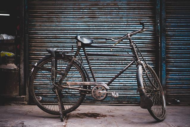 DMK Bicycle, Fujifilm X-T2, XF23mmF1.4 R