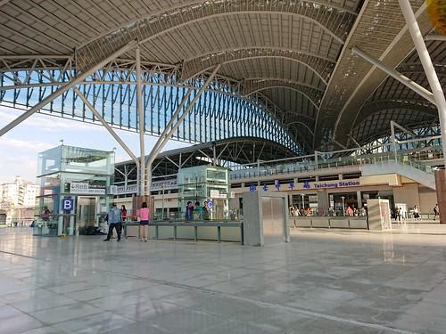 台中車站轉運中心