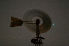 Comet 46P Wirtanen mill.stars