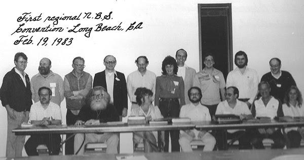 First regional NBS convention Long Beach CA 1983